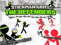 Juegos Stickman Army: The Defenders