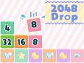 Juegos 2048 Drop