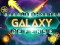Juegos Bubble Shooter Galaxy Defense