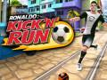 Juegos Cristiano Ronaldo Kick`n`Run