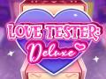 Juegos Love Tester Deluxe