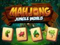 Juegos Mahjong Jungle World