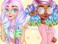 Juegos Princesses Kawaii Looks and Manicure