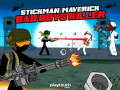 Juegos Stickman Maverick: Bad Boys Killer