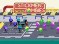 Juegos Stickmen vs Zombies