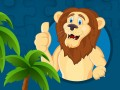 Juegos Strong Lions Jigsaw