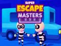 Juegos Super Escape Masters