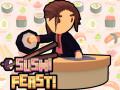 Juegos Sushi Feast!