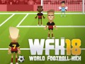 Juegos World Football Kick 2018